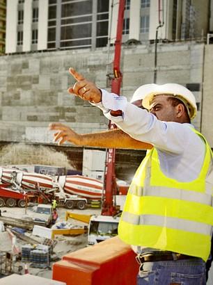 Qabdah Construction Photography
