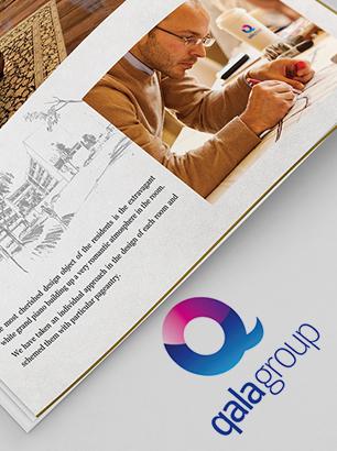 Qala Interior & Architecture Brochure Designing Dubai
